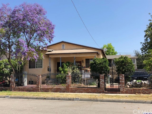 265 W Claremont Street , CA 91103 is listed for sale as MLS Listing 318002458