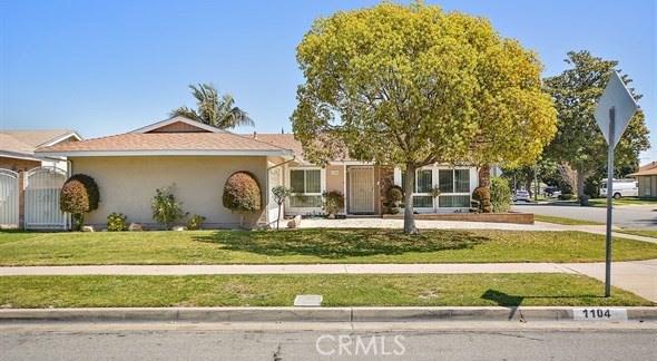 1104 Dover Circle, Anaheim, CA, 92805