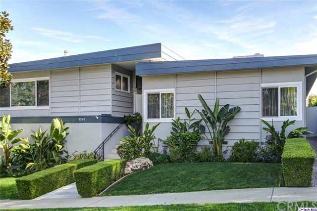 Single Family Home for Rent at 1262 Via Del Rey South Pasadena, California 91030 United States
