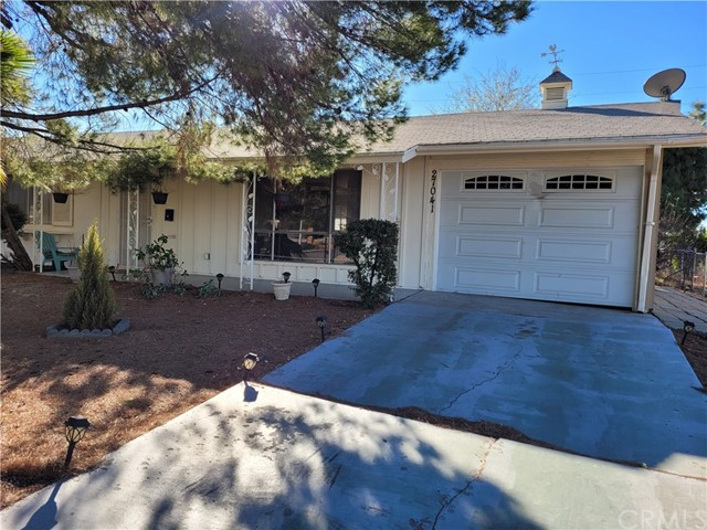 Detail Gallery Image 1 of 1 For 27041 El Rancho Dr, Sun City,  CA 92586 - 2 Beds | 1 Baths