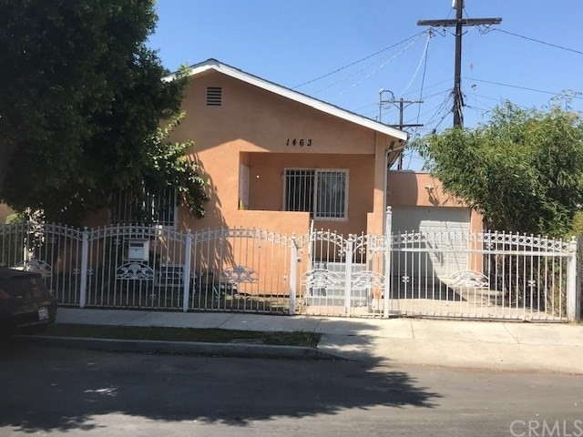 1463 42nd Street, Los Angeles, California 90011, 2 Bedrooms Bedrooms, ,1 BathroomBathrooms,Residential Purchase,For Sale,42nd,MB20148553