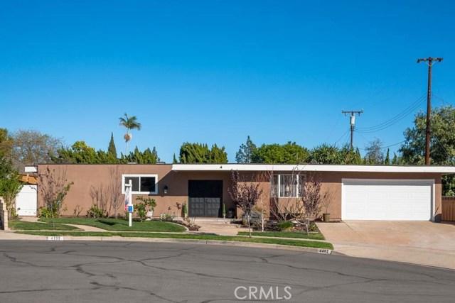 Property for sale at 4402 Casa Oro Drive, Yorba Linda,  CA 92886