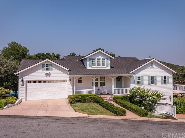 826  Saint Andrews Circle, Paso Robles, California
