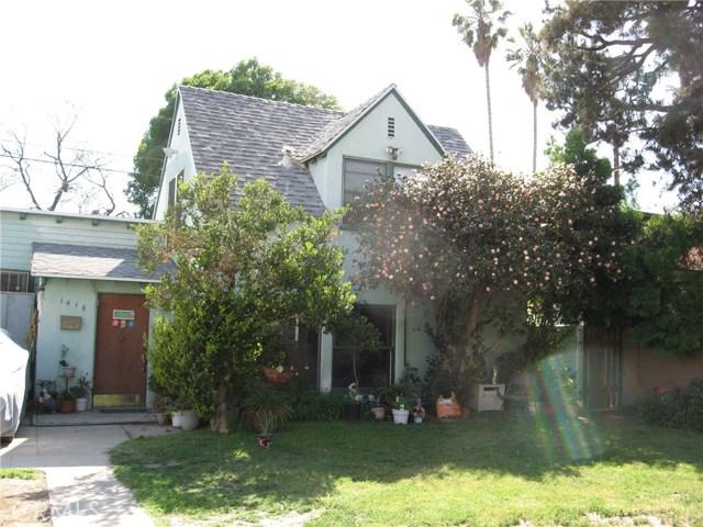 1416 Lake Street, Glendale, CA, 91201