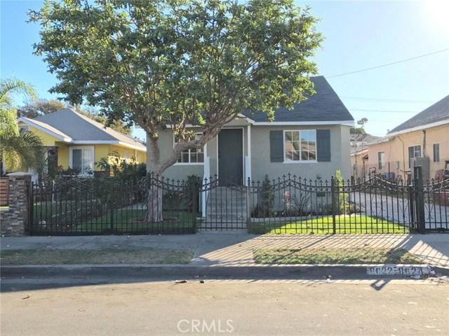 8624 Beach Street Los Angeles, CA 90002 - MLS #: WS17243843