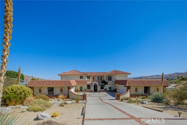 7463 Fairway Dr, Yucca Valley, CA 92284 Photo