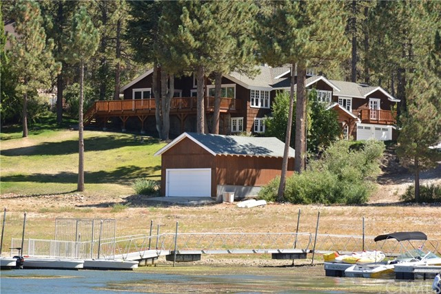 Single Family Home for Sale at 38948 Waterview Drive Big Bear, California 92315 United States