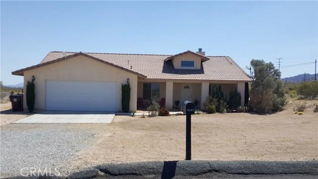 6461 Monte Vista Drive, 29 Palms, CA, 92277