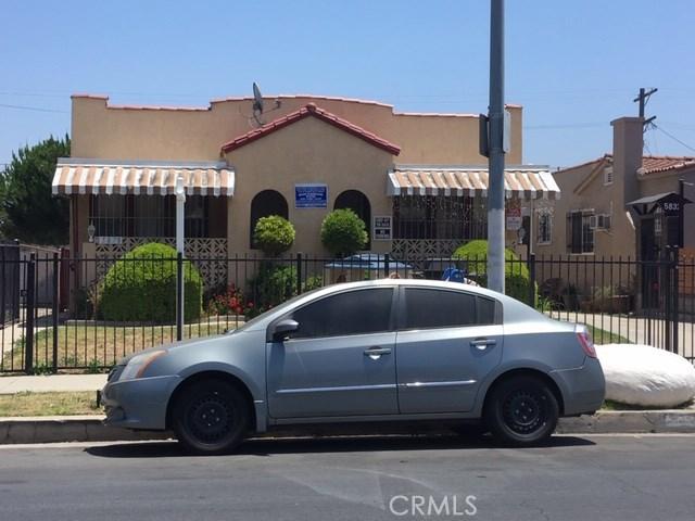 5828 8th Av, Los Angeles, CA 90043 Photo