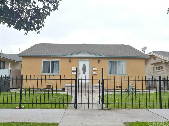 Single Family for Sale at 2253 Linden Avenue Long Beach, California 90806 United States