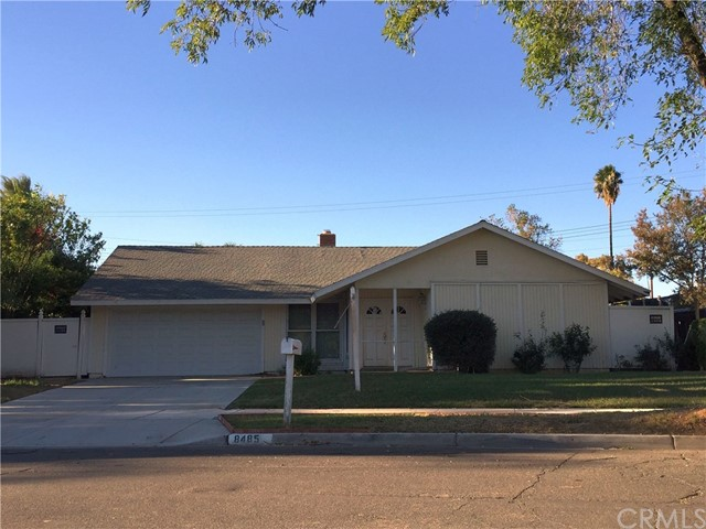 8485 Crystal Avenue Riverside, CA 92504 - MLS #: IV18233932