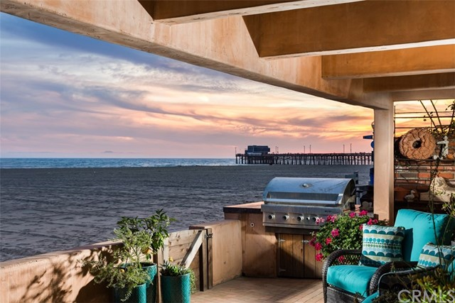 Single Family Home for Sale at 1820 Oceanfront W Newport Beach, California 92663 United States