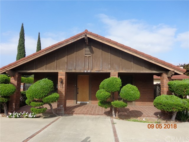 10141  Center Drive 92861 - One of Cheapest Homes