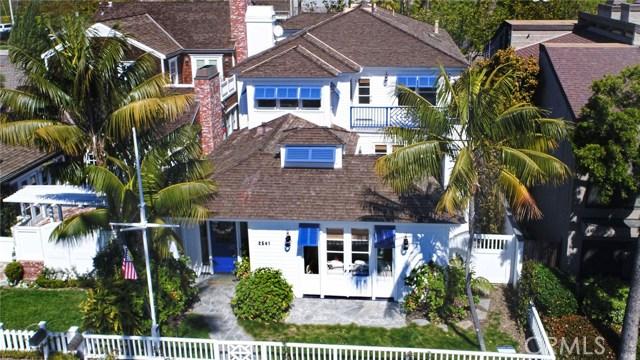 2541 Crestview Drive, Newport Beach, CA 92663