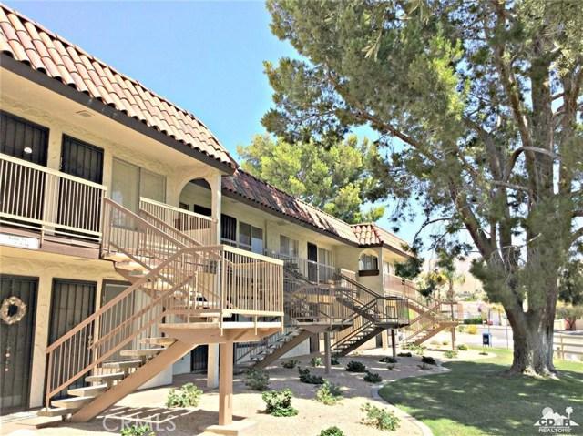 64291 Spyglass Avenue Unit 4 Desert Hot Springs, CA 92240 - MLS #: 217026954DA