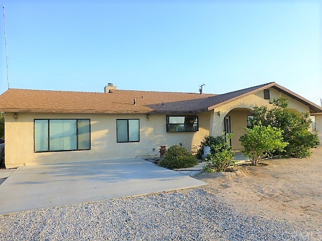 72775 Two Mile Road, 29 Palms, CA, 92277