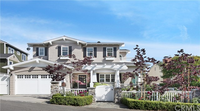 Single Family Home for Rent at 645 Oak Street Laguna Beach, California 92651 United States