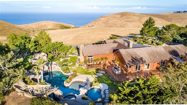 1555  Harmony Ranch Road, Cambria, California