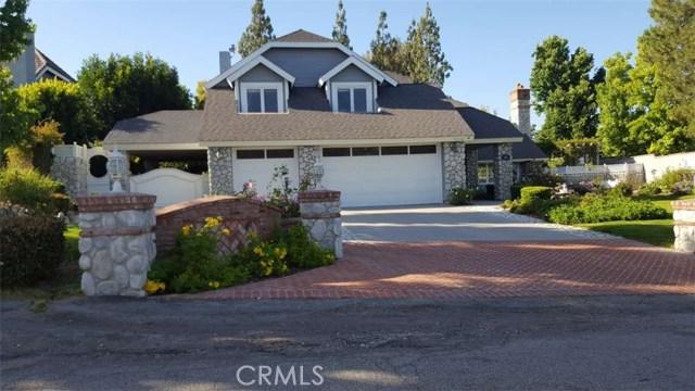 Single Family Home for Rent at 19230 Palm Vista Yorba Linda, California 92886 United States