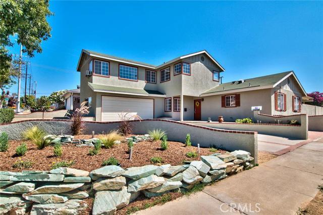 Single Family Home for Sale at 2001 Frantz Avenue La Habra, California 90631 United States