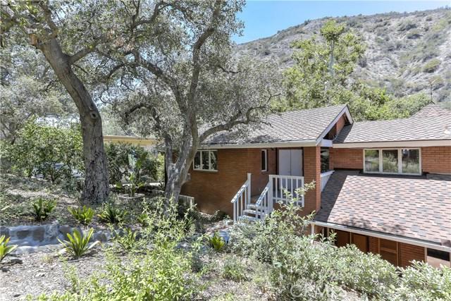 29002 Silverado Canyon Road Silverado Canyon, CA 92676 - MLS #: PW18144185