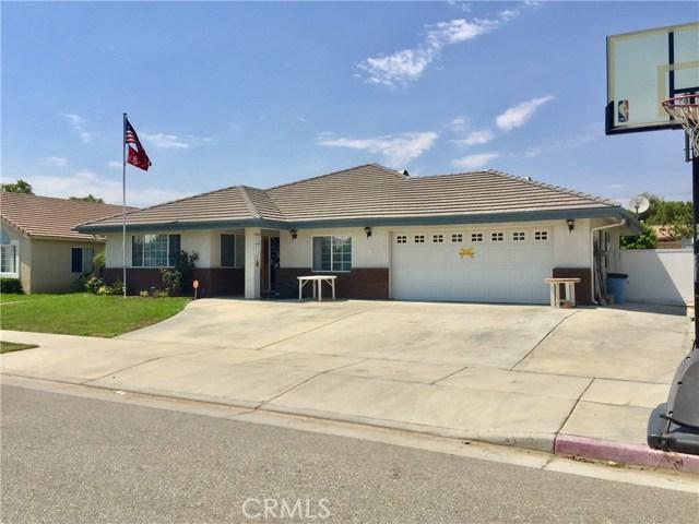 1458 Leslie Drive Hemet, CA 92544 - MLS #: CV17162438