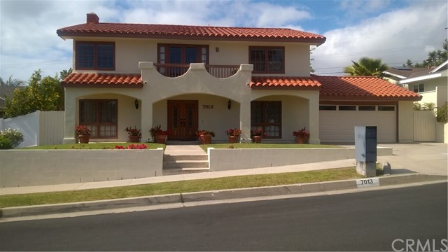 7013 Clovercliff Drive  Rancho Palos Verdes CA 90275