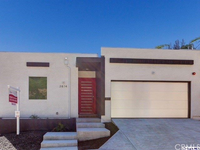 Single Family Home for Sale at 3814 Glenalbyn Drive N Los Angeles, California 90065 United States