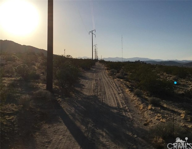 Cottonwood Road Joshua Tree, CA 92252 - MLS #: 218003820DA