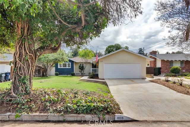 1039 Cedar Avenue,Redlands,CA 92373, USA