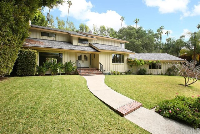 Single Family Home for Sale at 1841 Park Skyline St North Tustin, California 92705 United States