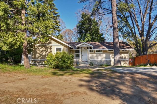 Single Family Home for Sale at 29112 Lyon Drive Cedar Glen, California 92321 United States