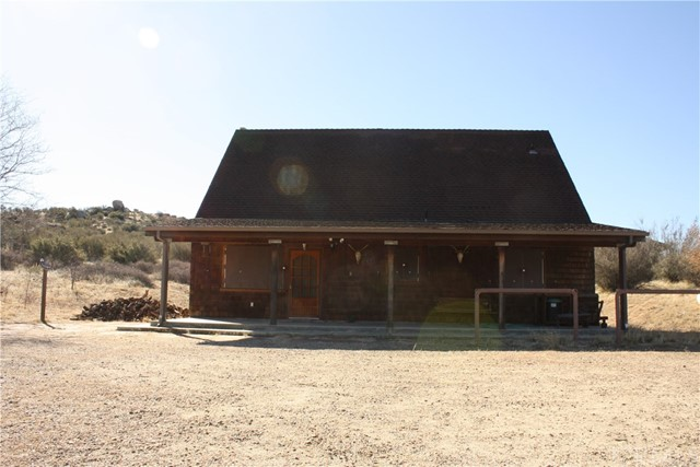 Single Family Home for Sale at 43640 Filanc Ranch Road Anza, California 92539 United States