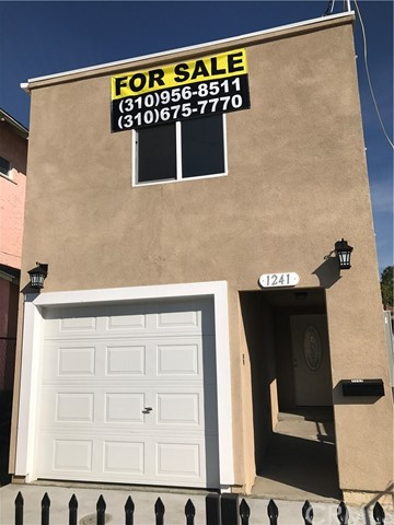 Single Family Home for Sale at 1241 47th Place Los Angeles, California 90011 United States