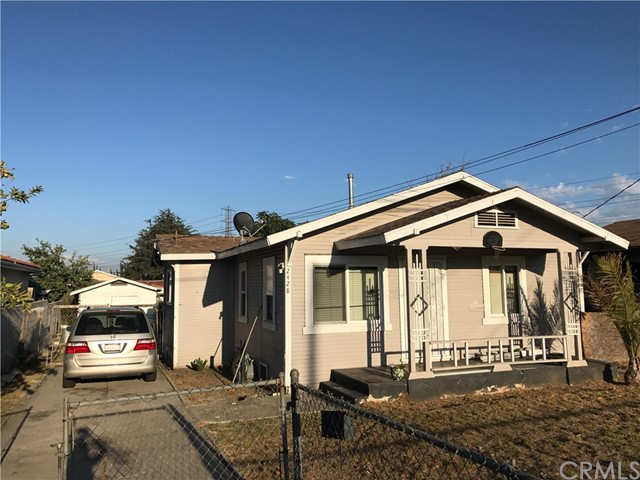 Single Family Home for Sale at 2428 Kelburn Avenue Rosemead, 91770 United States