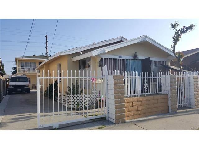 236 Gage Avenue, Los Angeles, California 90003