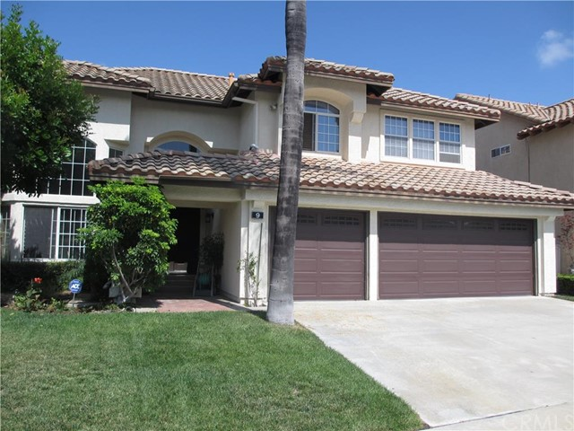 Single Family Home for Rent at 9 Crestview St Aliso Viejo, California 92656 United States