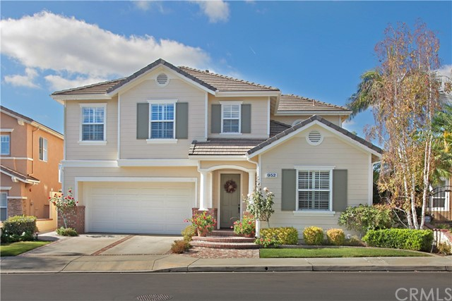 Single Family Home for Sale at 952 Spyglass Place Placentia, California 92870 United States