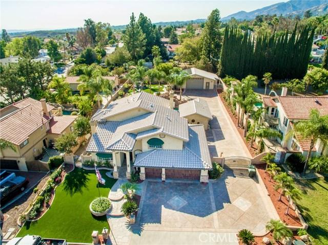 Частный односемейный дом для того Продажа на 6066 Peridot Avenue 6066 Peridot Avenue Alta Loma, Калифорния 91701 Соединенные Штаты