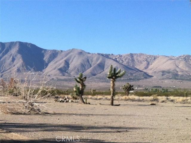 Single Family for Sale at 0 Sunrise Canyon Road Yermo, California United States