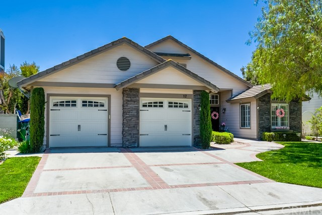 12 Cambridge Court , CA 92679 is listed for sale as MLS Listing OC18154735