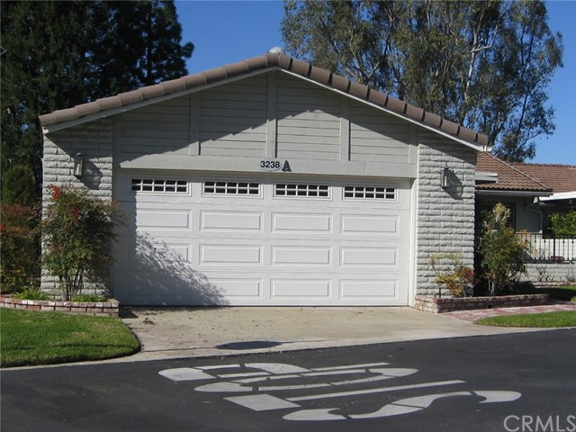 3238 San Amadeo A Laguna Woods, CA 92637 is listed for sale as MLS Listing OC17020808