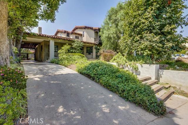 1025 S Sierra Bonita Avenue, Los Angeles CA 90019