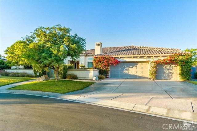 54 Toscana Way - Rancho Mirage, California