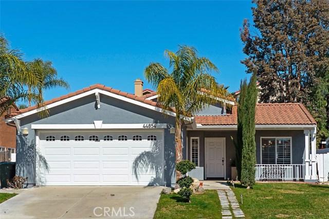 Temecula Homes for Sale -  New Listings,  44854  Potestas Drive