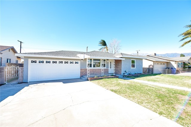 Detail Gallery Image 1 of 16 For 8286 Live Oak Ave, Fontana,  CA 92335 - 3 Beds | 1 Baths