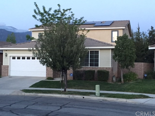 Single Family Home for Sale at 34467 Yale Drive Yucaipa, 92399 United States