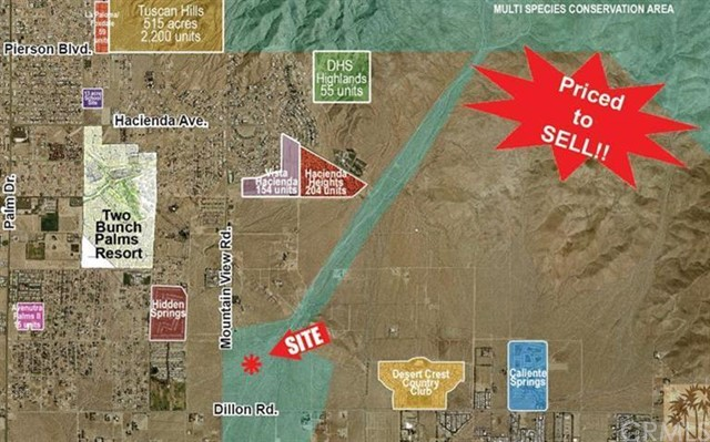 Land for Sale at 5.06 Ac Sunland Rd 5.06 Ac Sunland Rd Sky Valley, California 92241 United States