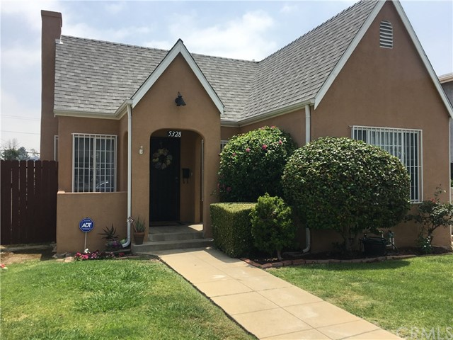 Single Family Home for Sale at 5328 Allan Street El Sereno, 90032 United States
