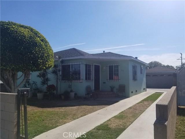 930 W 130th Street Compton, CA 90222 - MLS #: DW18053182